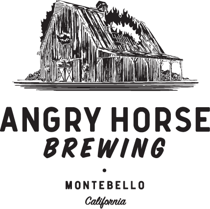 Angry Horse Logo